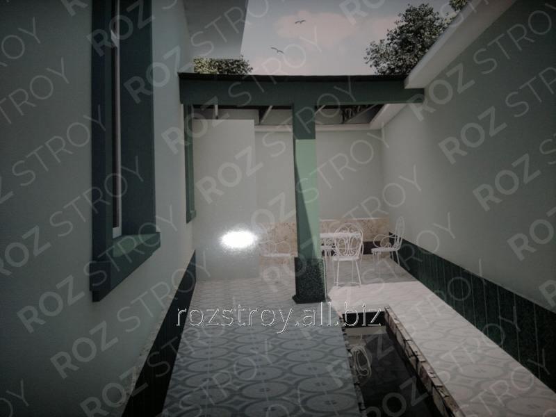 Заказать Дизайн экстерьеров зданий 04