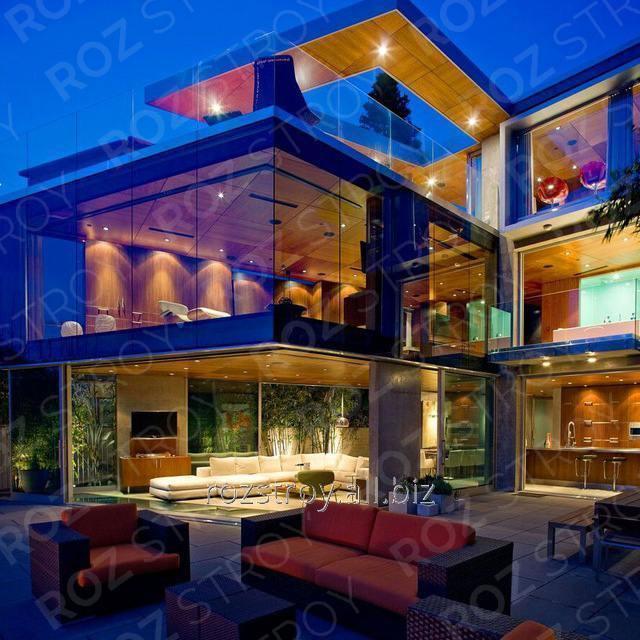 Заказать Дизайн экстерьеров зданий 14