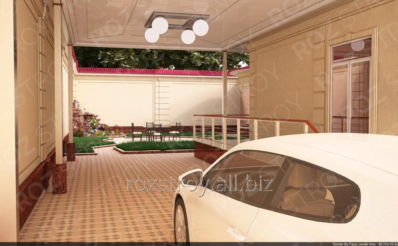 Заказать Дизайн экстерьеров зданий 16