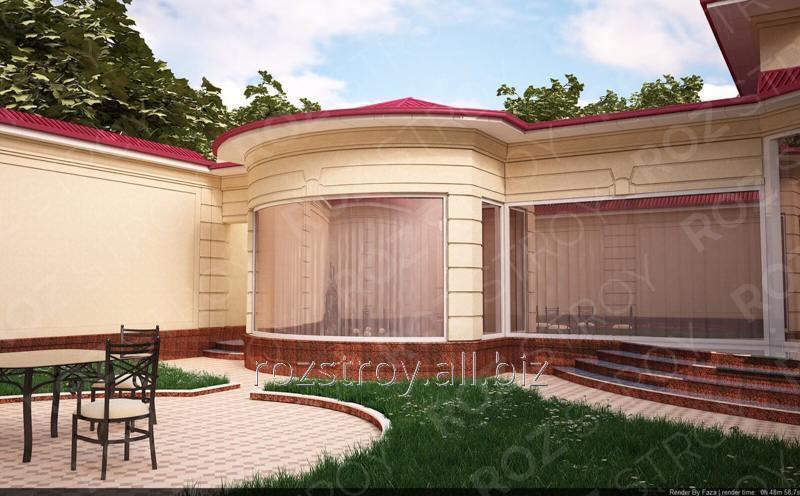 Заказать Дизайн экстерьеров зданий 20