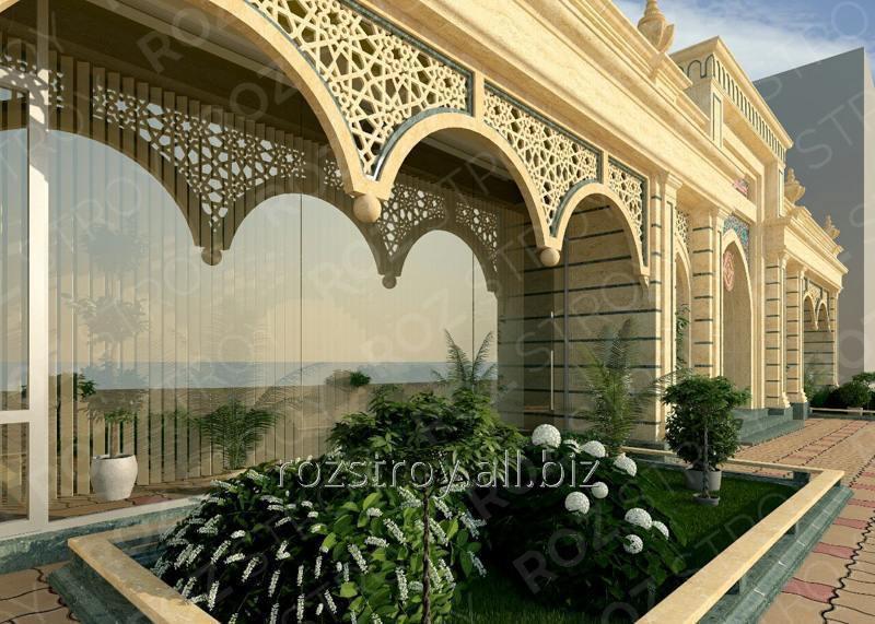 Заказать Дизайн экстерьеров зданий 25