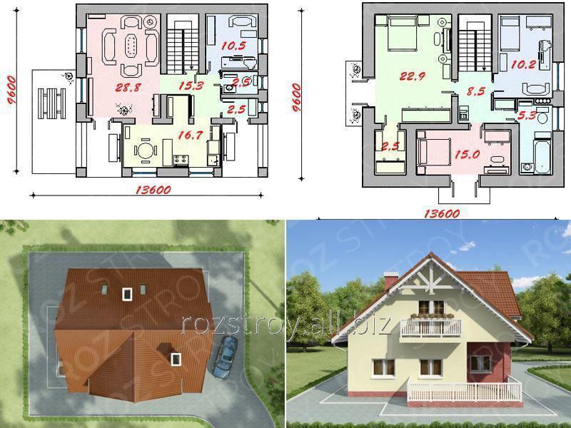 Заказать Проектирование жилья