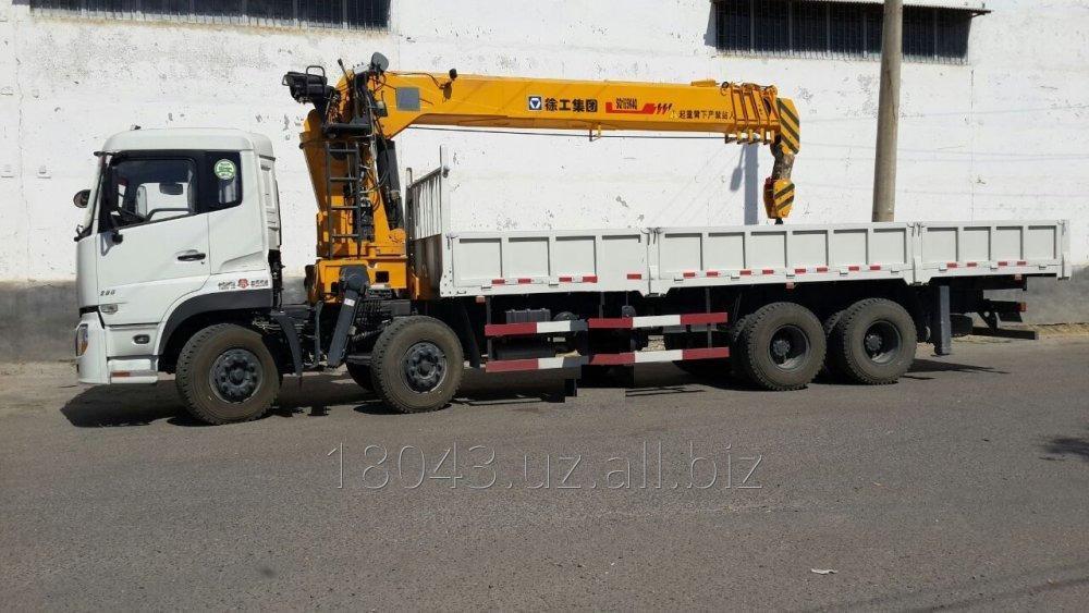 Заказать Аренда и услуги манипуляторов грузоподъемностью 16 тонн