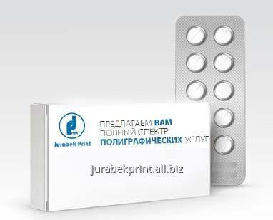 Заказать Упаковка для таблеток