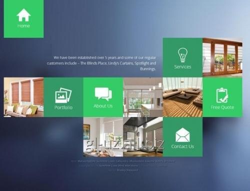 Заказать Проектирование, разработка, дизайн web сайтов