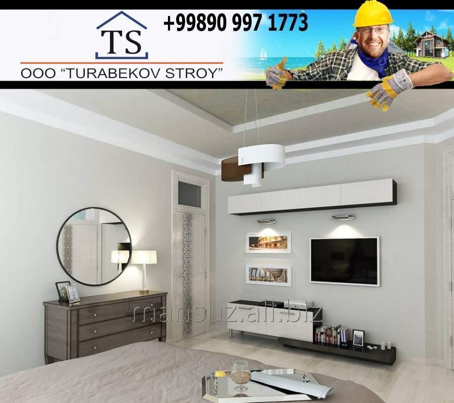 Заказать Ремонт квартир в Ташкенте
