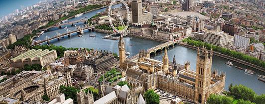 Заказать Поездка в Англию