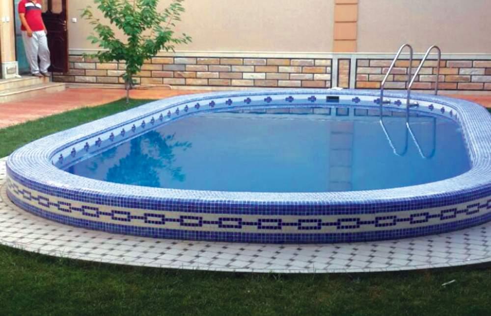 Заказать Отделочные работы бассейнов