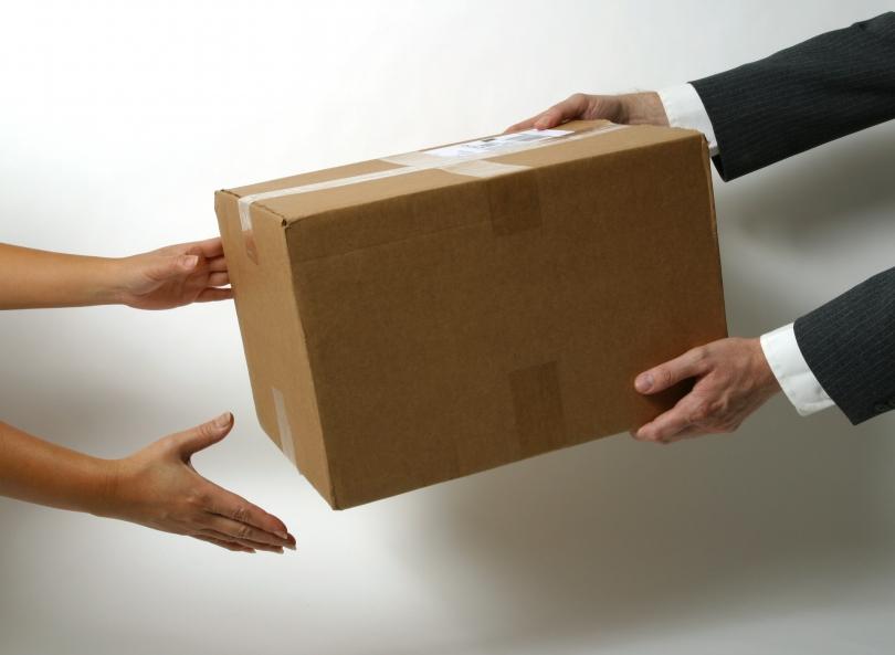 Заказать Курьерская доставка