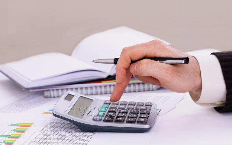 Заказать Ведение бухгалтерского учета и составление бухгалтерской отчетности