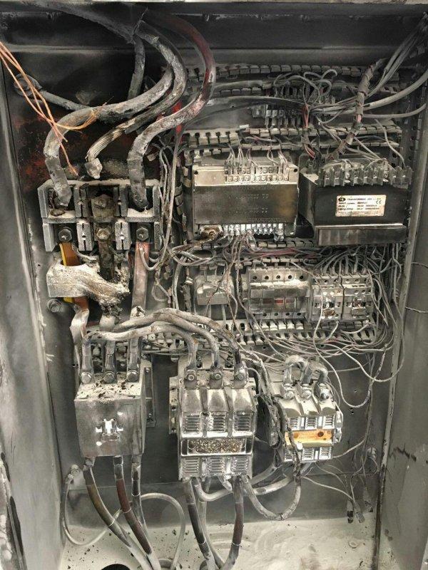 Заказать Сборка Электро-Щита для Компрессора