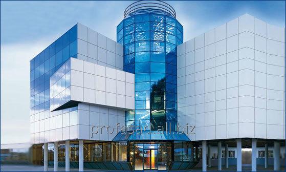 Заказать Установка монтаж алюминиевых композитных панелей высокого качества.