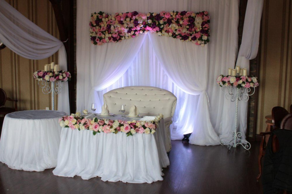 Заказать Оформление Вашей Свадьбы