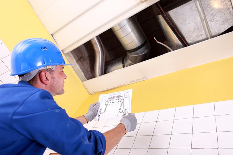 Заказать Проектирование и монтаж систем вентиляции и дымоудаления