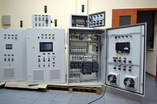 Заказать Сборка и установка электро-щитов и автоматики для производства.