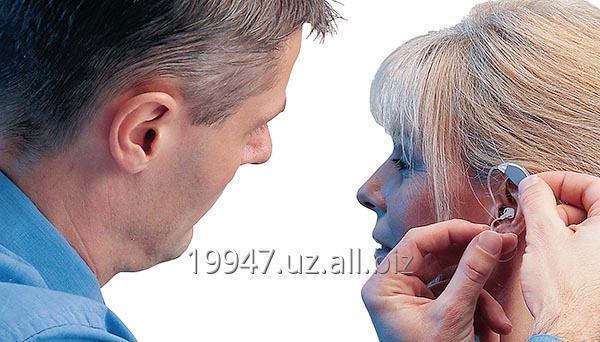 Заказать Слуховые аппараты всех типов от мировых брендов в сурдологическом центре LORAMED.