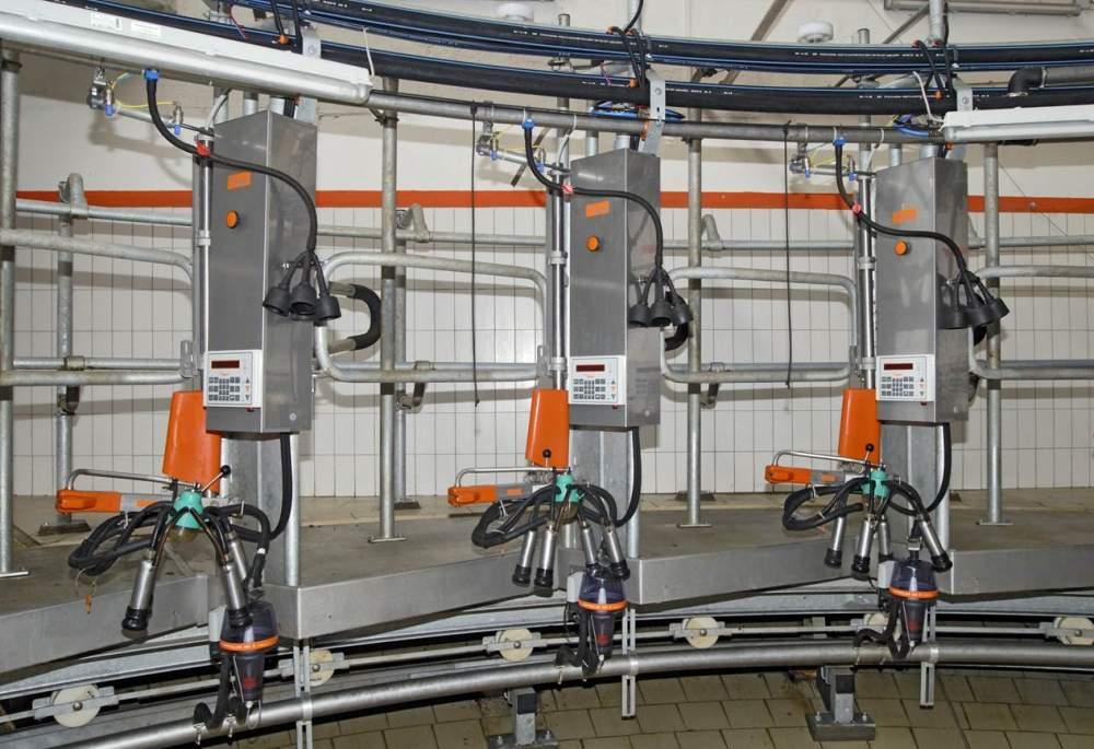 Услуги по ремонту доильных и охладительных оборудований