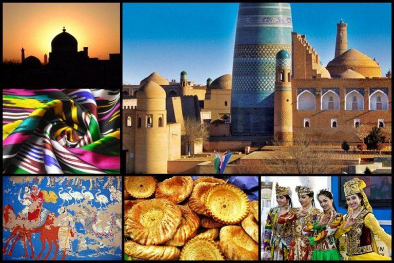 Заказать Туризм по Узбекистану