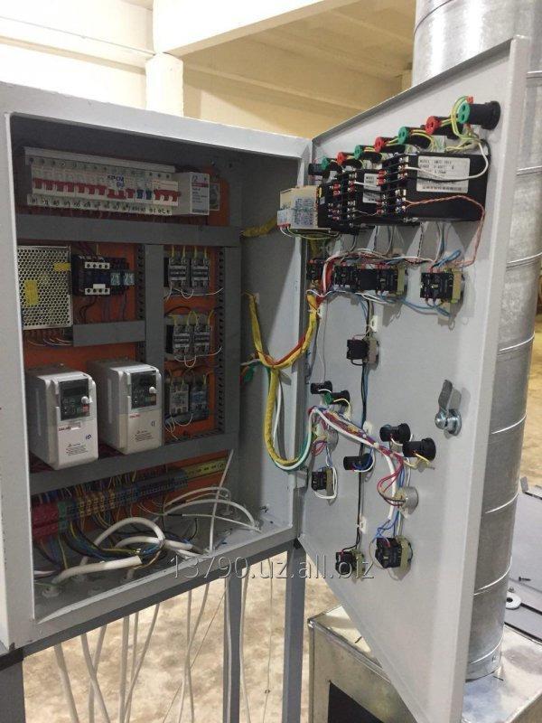 Заказать Производим сборку электро щитов по схемам заказчика любой сложности
