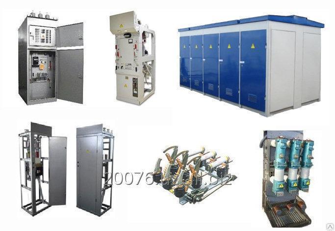 Заказать Монтаж, наладка и ремонт электрооборудования до и выше 1000В