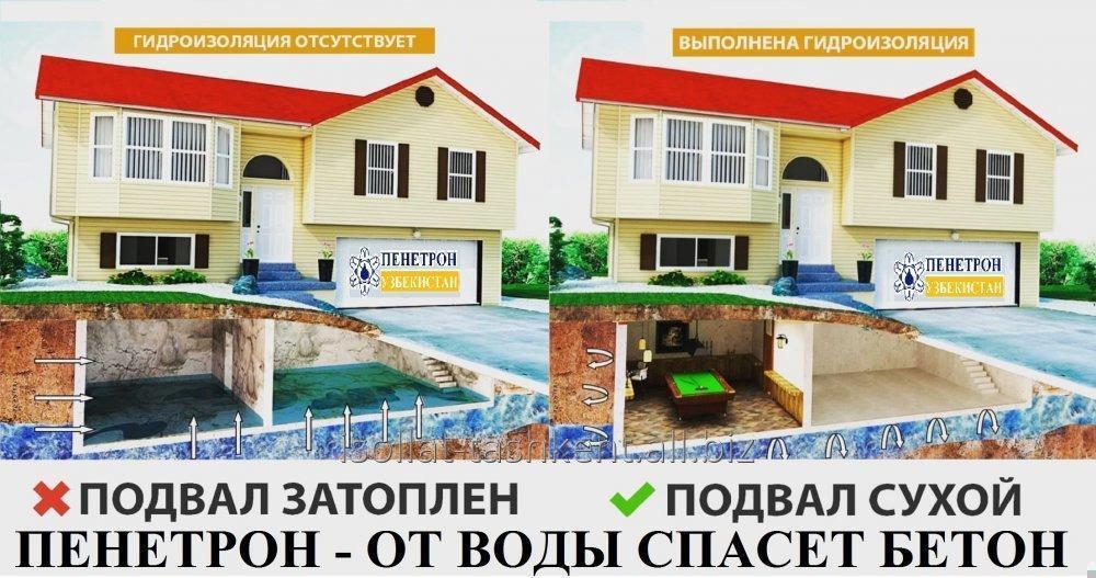 спасение бетона