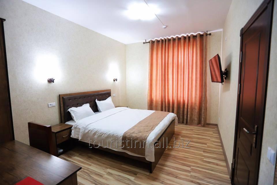 Номера апартаменты с 2 спальнями