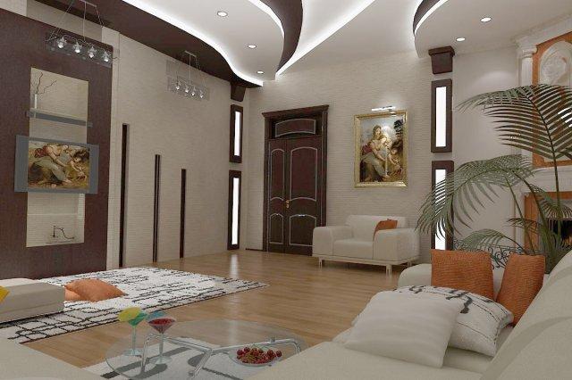 房屋内部设计