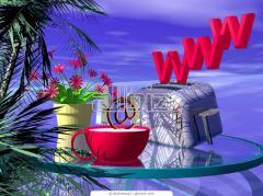 Услуги интернет-порталов