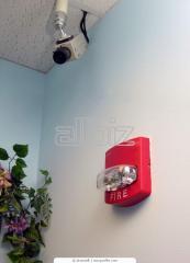 Построение систем противопожарной и охранной