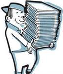 Доставка курьерская документов и писем
