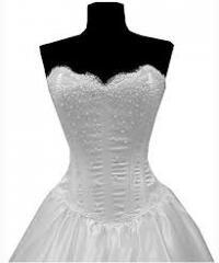 Tailoring of wedding dresses