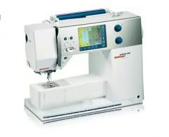 Машина швейная с цветным сенсорным экраном artista