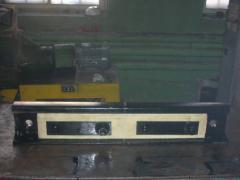 Изоляция изостыков рельс типа Р-50