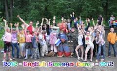 Летний лагерь. Курсы английского языка для детей