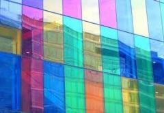 Испытание цветного стекла