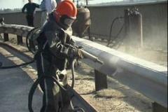 Антикоррозионная защита металлоконструкции