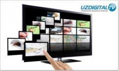 Услуги цифрового телевидения для юридических лиц