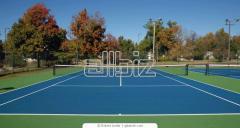 Обслуживание и ремонт теннисных кортов