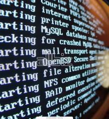 Услуги провайдеров по использованию веб-сервера