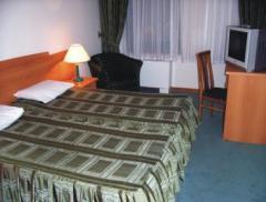 Hotel rooms: junior suite
