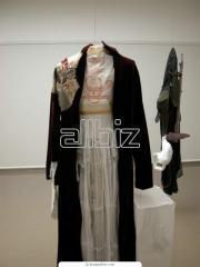 Моделирование женской нарядной одежды