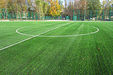 Строительство искусственных футбольных полей
