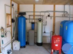 Бытовая и промышленная водоподготовка