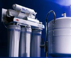 Бытовые водяные фильтры