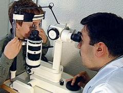 Диагностика заболеваний глаз