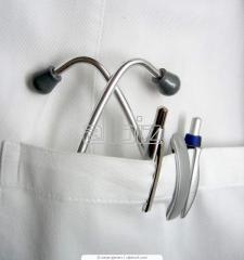 Услуги медицинских лечебных институтов