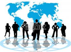 Business tourism on foreign countries