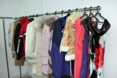 Химчистка всех видов одежды