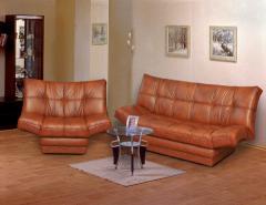 Обивка мягкой мебели.