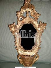 Производство изделий зеркальных